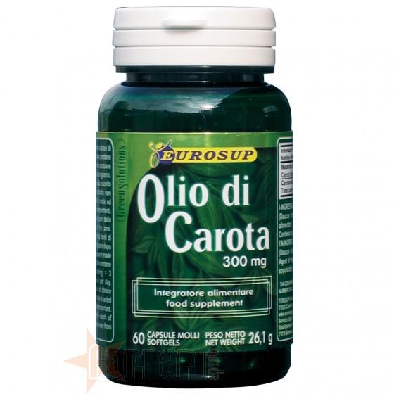 OLIO DI CAROTA 60 CPS