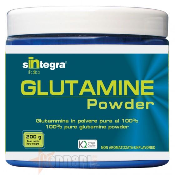 GLUTAMINE POWDER 200 GR