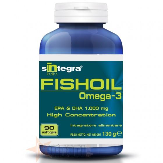 SINTEGRA ITALIA FISH OIL OMEGA-3 90 SOFTGELS