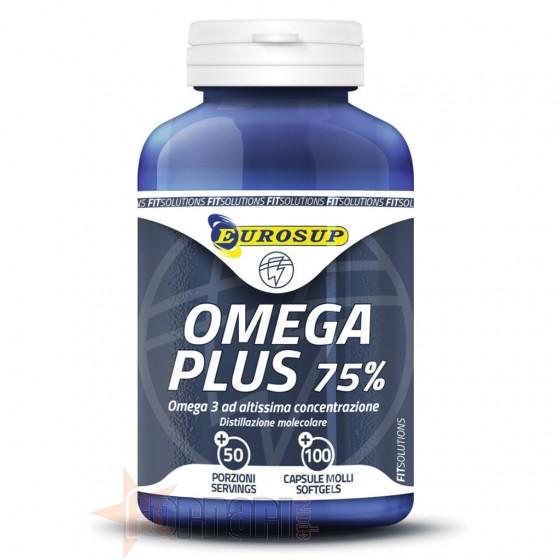 Eurosup Omega 3 Plus 75% Acidi Grassi Essenziali