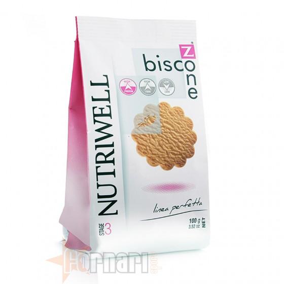 Nutriwell Biscozone Biscotti Ipocalorici