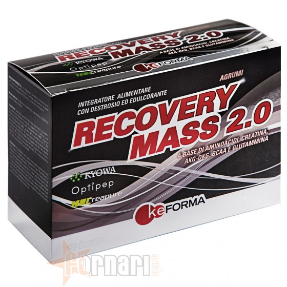RECOVERY MASS 2.0 10 BUSTE