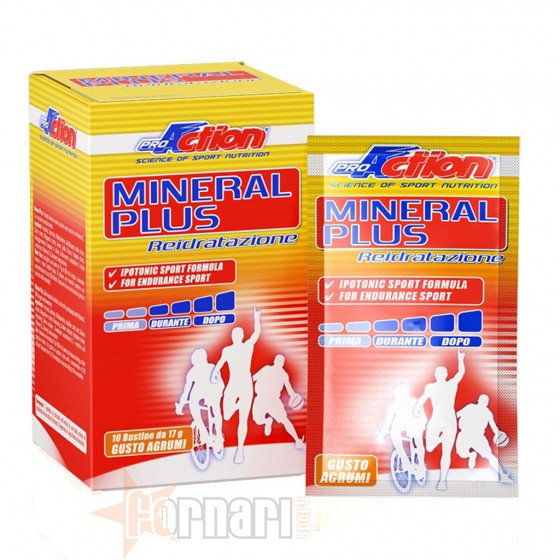 MINERAL PLUS IPOTONIC 10 BUSTE
