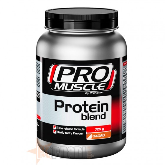 PROMUSCLE PROTEIN BLEND 725 GR
