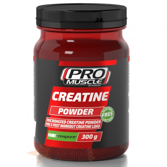PROMUSCLE CREATINE POWDER 300 GR