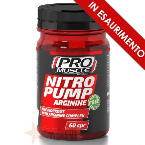 ProMuscle Nitro Pump Stimolanti Pre-Workout