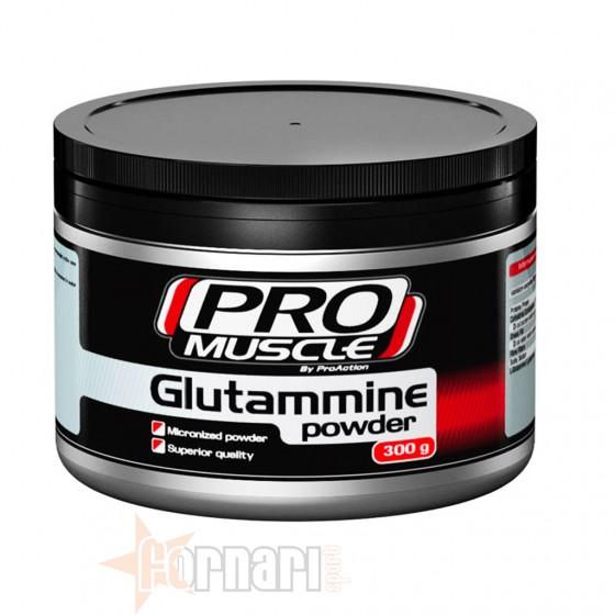 GLUTAMMINE POWDER 300 GR