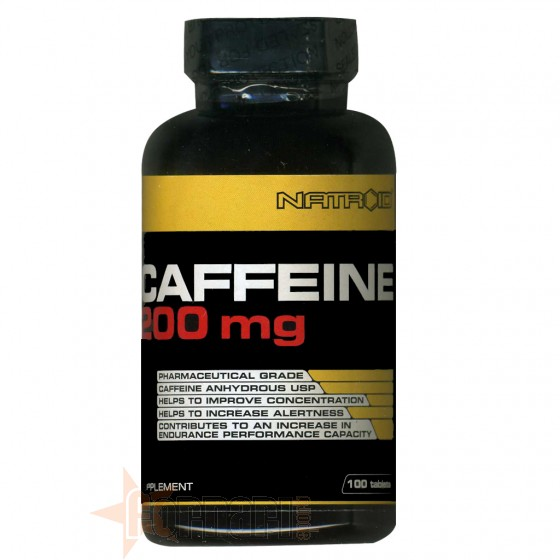 NATROID CAFFEINE 100 TAV