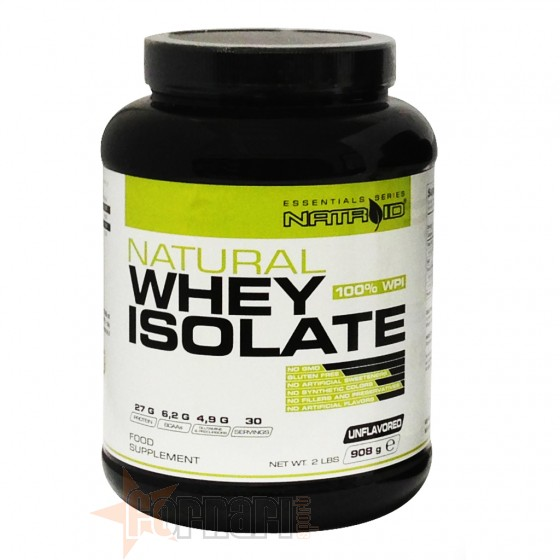 NATROID NATURAL WHEY ISOLATE 908 GR