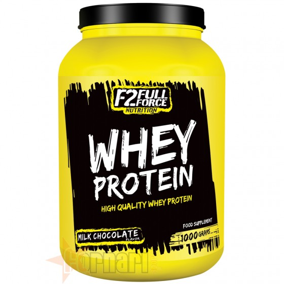 WHEY PROTEIN FORCE 1 KG