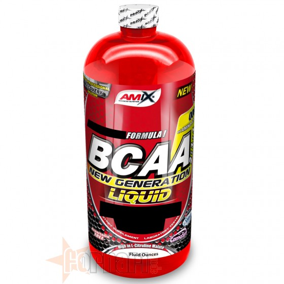 BCAA LIQUID 500 ML