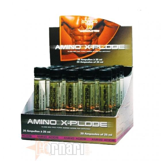 M.Double You Amino X-Plode Pool di Aminoacidi