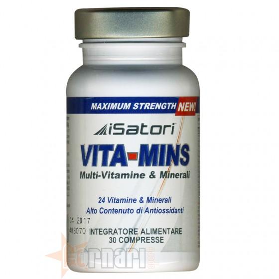 Isatori Vita-Mins Vitamine e Minerali