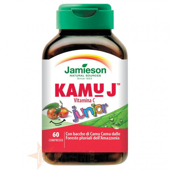 KAMU J VITAMINA C JUNIOR 60 CPR