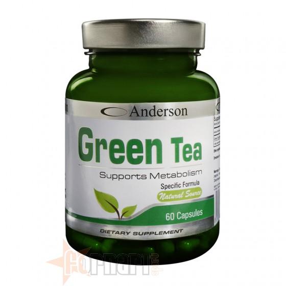 ANDERSON GREEN TEA 60 CPS