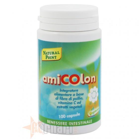 Natural Point Amicolon Fibre Enzimi Probiotici