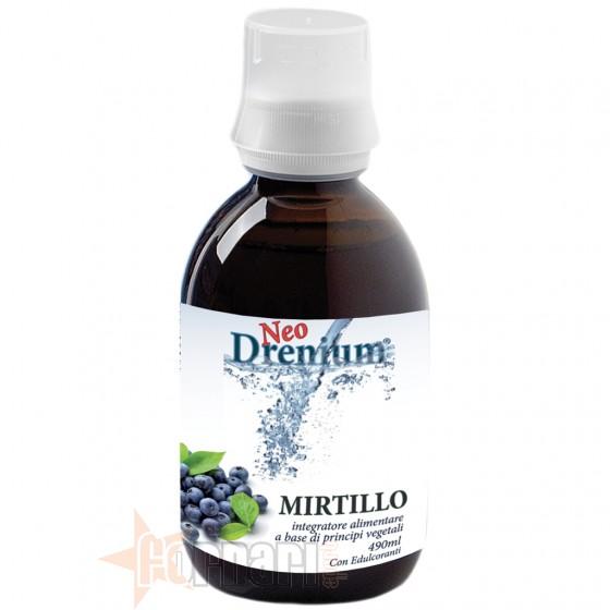 NATURAL PROJECT DRENIUM MIRTILLO 490 ML