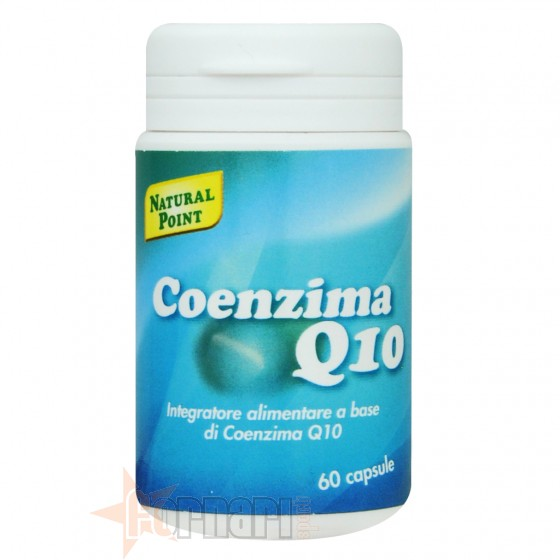 Natural Point Coenzima Q10 Vitamine Minerali e Antiossidanti