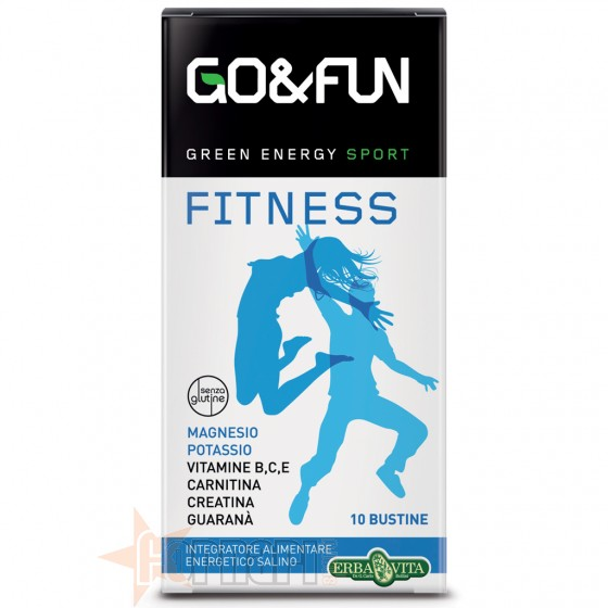 GO & FUN FITNESS 10 BUSTE