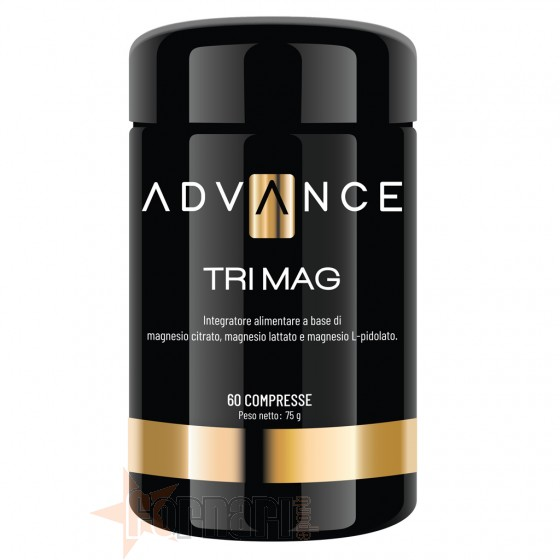+Watt Advance Tri Mag 60 cpr