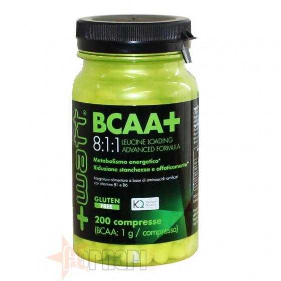 +Watt Bcaa+ 8:1:1 200 cpr