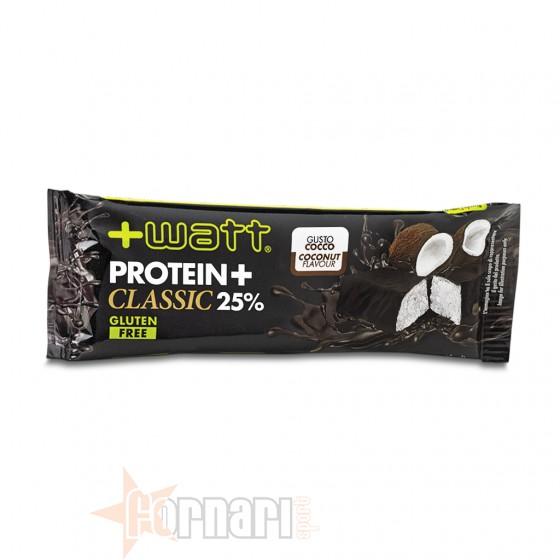 +Watt Protein + Classic Bar 40 gr