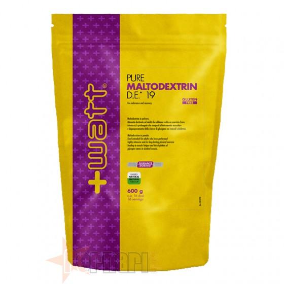 +Watt Pure Maltodextrin D.E. 19 600 gr