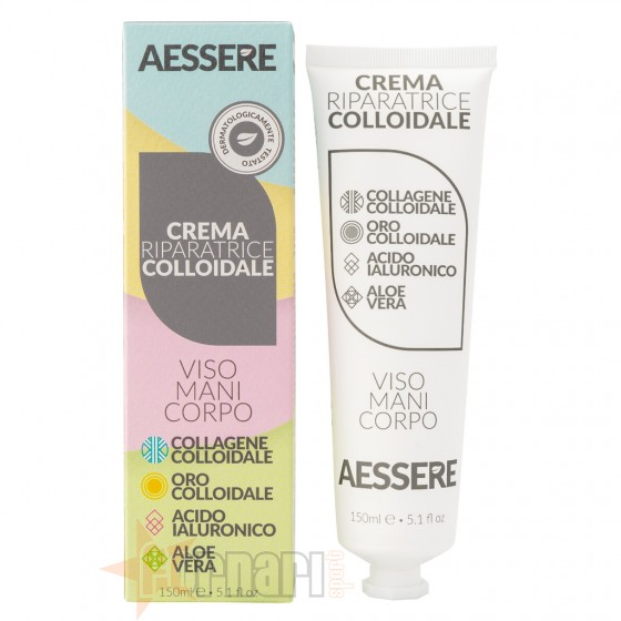 Aessere Crema Riparatrice Colloidale 150 ml