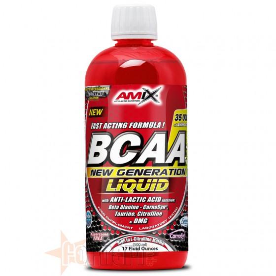 Amix Bcaa New Generation Liquid 500 ml