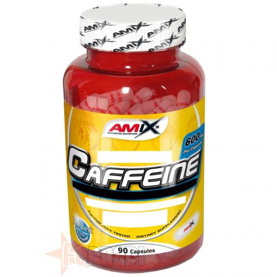 Amix Caffeine + Taurine 90 cps