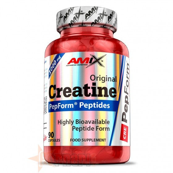 Amix Creatine Pepform Peptides 90 cps