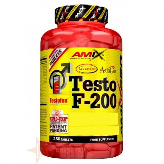 Amix Testo F-200 250 cpr