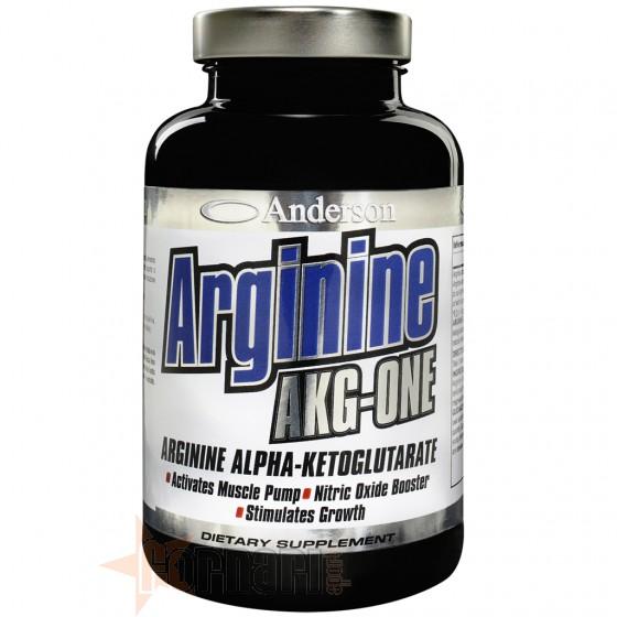 Anderson Arginine Akg-One 100 cpr