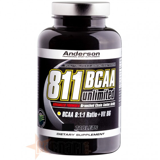 Anderson Bcaa Unlimited 100 cpr