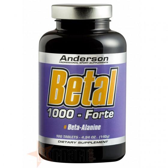 Anderson Betal 1000 Forte 100 cpr