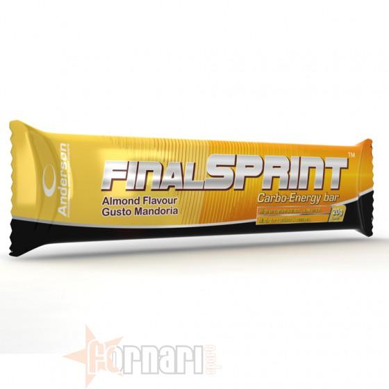Anderson Final Sprint Carbo Energy Bar 40 gr