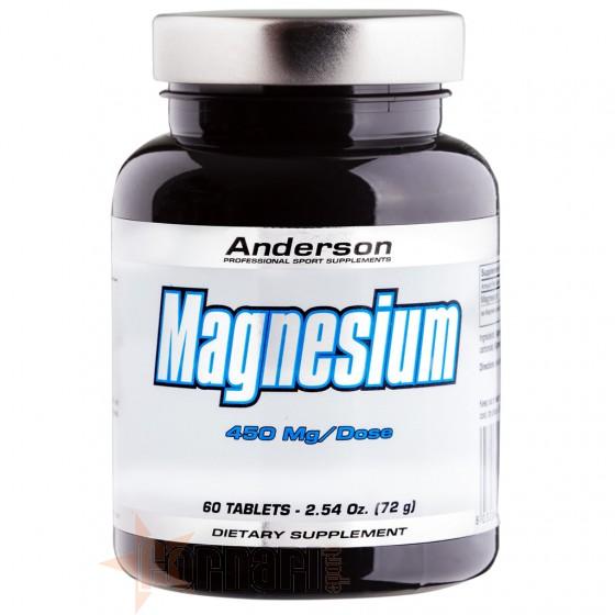 Anderson Magnesium 60 cpr
