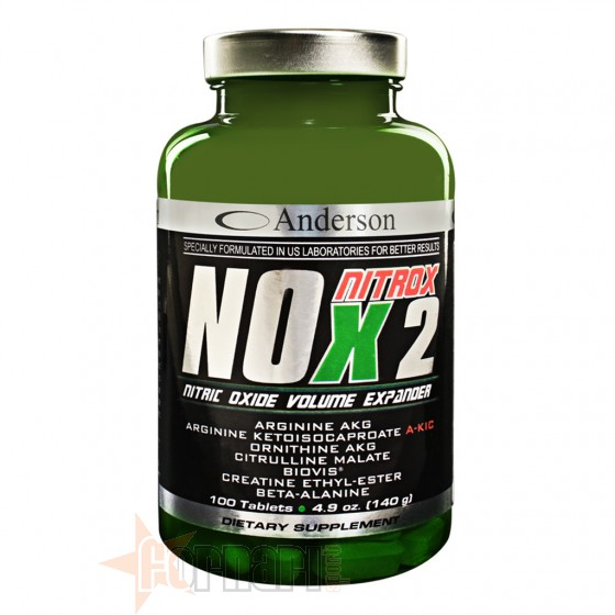 Anderson Nox Nitrox-2 100 Tav