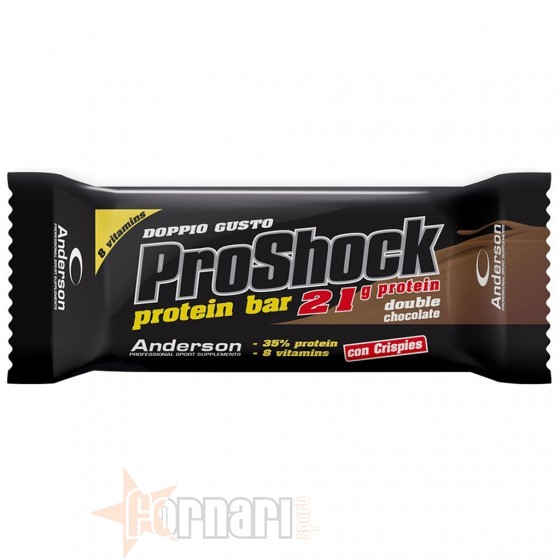 Anderson Pro Shock Protein Bar 60 gr