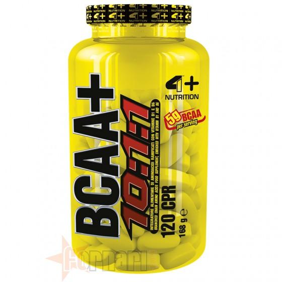 4 Plus Nutrition Bcaa+ 10:1:1 Aminoacidi Ramificati