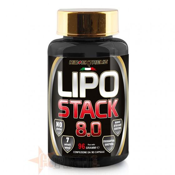 Bio Extreme Lipo Stack 8.0 90 cps