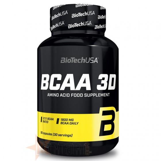 Biotech Usa Bcaa 3D 90 cps