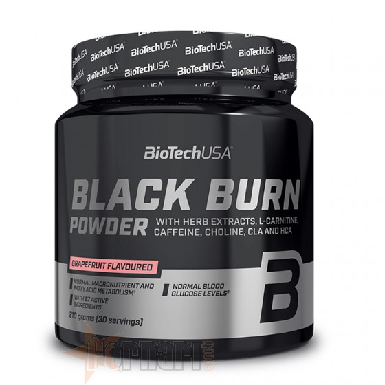 Biotech Usa Black Burn Powder 210 gr