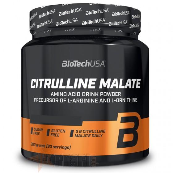 Biotech Usa Citrulline Malate 300 gr