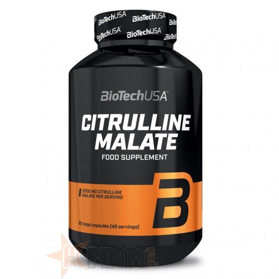 Biotech Usa Citrulline Malate 90 cps