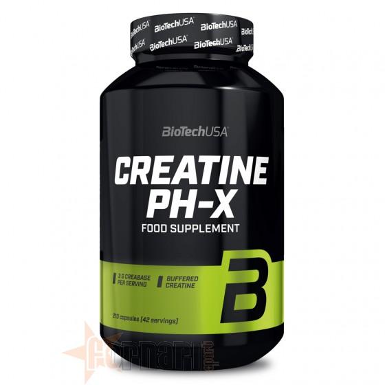 Biotech Usa Creatine Ph-X 210 cps