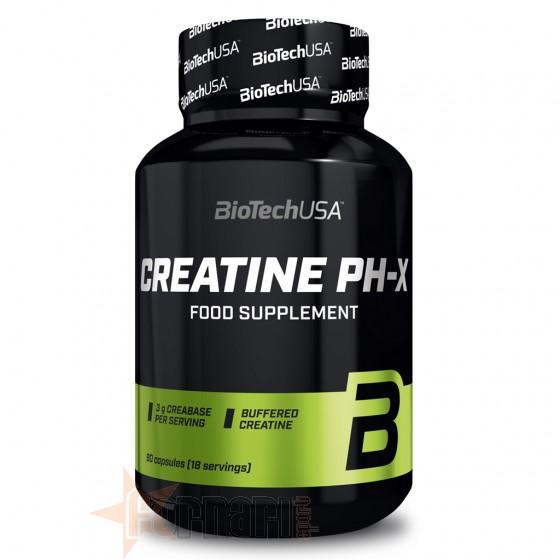 Biotech Usa Creatine Ph-X 90 cps