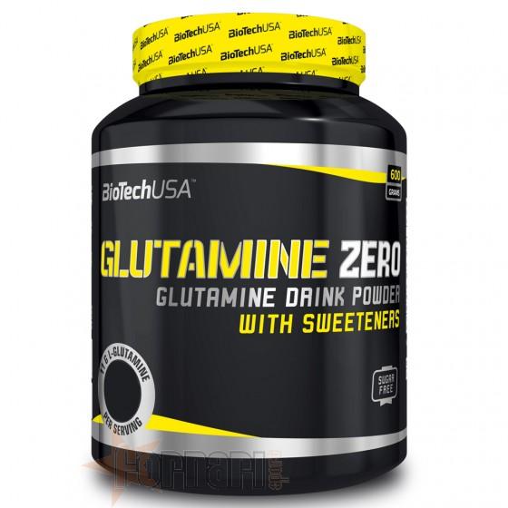 Biotech Usa 100% L-Glutamine Aminoacidi e Glutamina