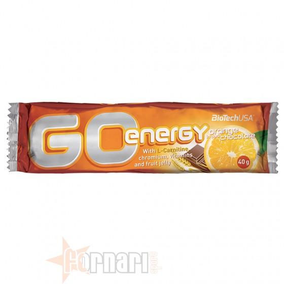 Biotech Usa Go Energy Bar Barrette Energetiche