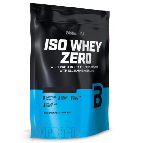 Biotech Usa Iso Whey Zero 500 gr
